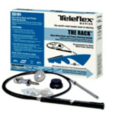 New Teleflex Oem Rack /& Pinion Boat Steering System 8/' Tel Ss14108