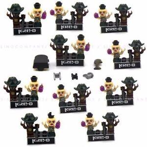 Lot 5PCS GI Joe Building Toys KRE-O Kreon BAZOOKA RETRO mini Figure Kid Gift