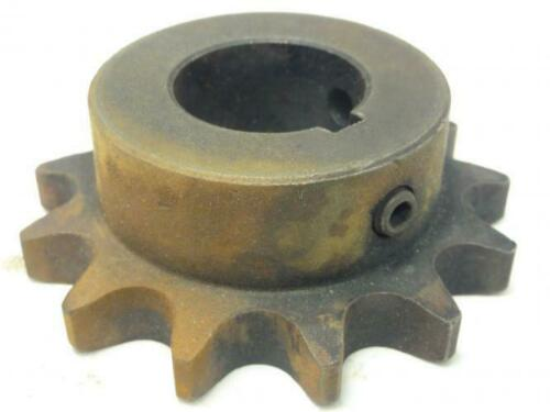 """13T Martin 60BS13-1-1//4 Sprocket # 60 1-1//4/""""ID 157232 Old-Stock"""