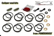 Honda CBR900 954 Fireblade RR2-RR3 front brake caliper seal repair kit 2002 2003