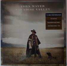 John Mayer - Paradise Valley LP/CD 180g vinyl NEU/OVP/SEALED feat. Katy Perry