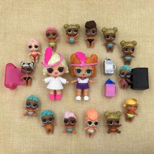 6x L.O.L Surprise Doll Big Mini Sister ANGEL Random Dress Toy Xmas Gift For Kid