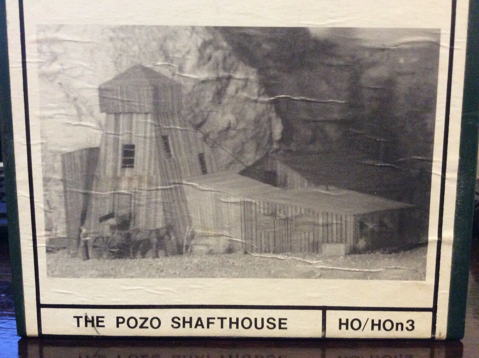 Link & Pin Models  The Pozo Shafthouse  kit  1 NOS
