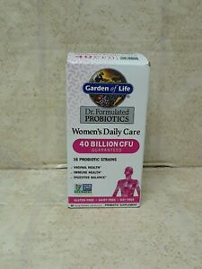 Garden Of Life Dr Formulated Probiotics Women S Daily Care 30 Ct 2313 658010122313 Ebay