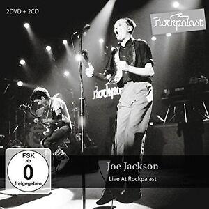 Joe-Jackson-Live-At-Rockpalast-New-CD-With-DVD