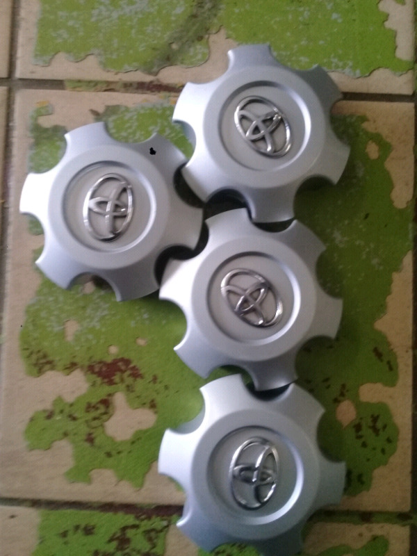 TOYOTA Wheel Centre Caps A Set of Four On Sale