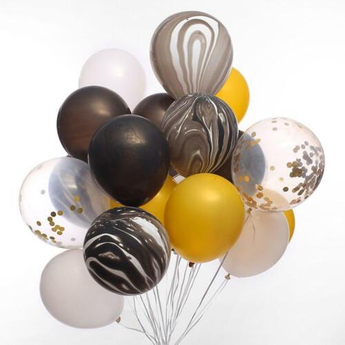 """20PCS 12/"""" Rose Gold Air Ballon Confetti Balloon Birthday Wedding Party Decor Hot"""
