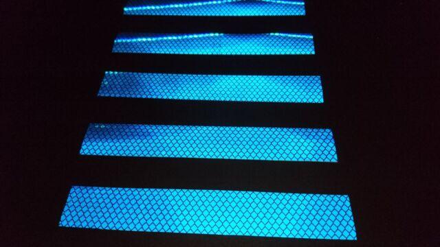 3M™ Scotchlite Reflexfolie silber reflexband reflektierend selbstklebend