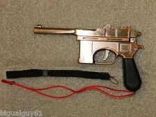 Mauser Broomhandle Circa WWII C96 Jet Torch Lighter Includes Red And Black Strap