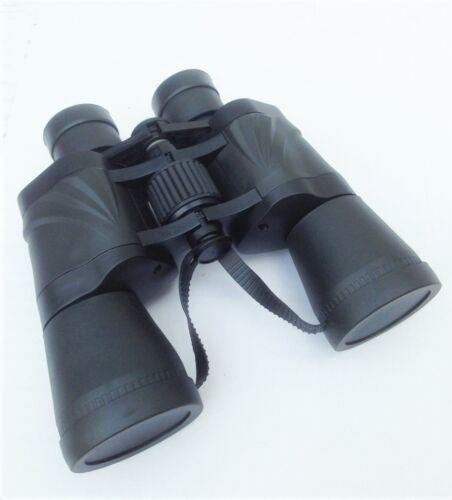 Comet prismáticos 7x50 caza a distancia de vidrio binoculares BINOCULARS nuevo 134003