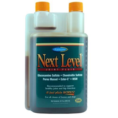 Next Level Joint Fluid Supplement for Horses, 32 oz (Quart)