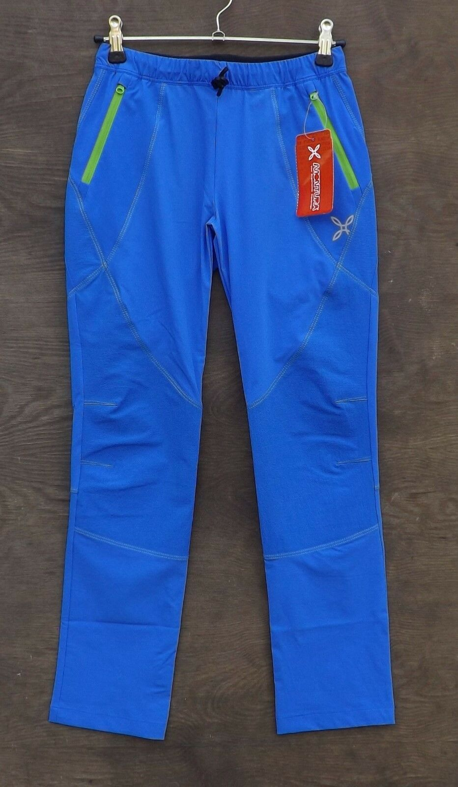 Montura Free K Light Pants Kids - elastische Outdoor- Kletterhose für Kinder