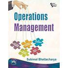Operations Management by Subimal Bhattacharya (Paperback, 2014)