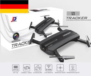 Mini-RC-Quadrocopter-Selfie-faltbare-Drohne-mit-HD-Kamera-Handy-WIFI-control-NEU