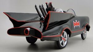 Pedal-Car-1960s-TV-Concept-Vintage-Hot-Rod-Metal-Collector-READ-Length-7-Inches