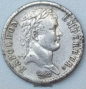 Napoléon 1er .Demi Franc 1808 A Paris