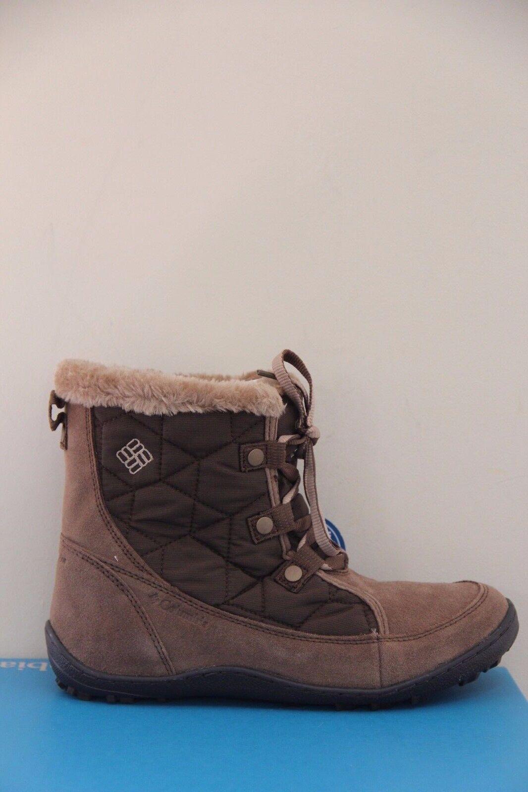 Columbia Powder Summit Shorty Womens boots Size 7 NIB
