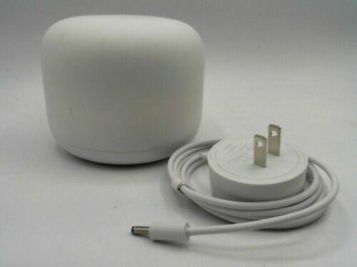 Google Nest WiFi Router H2D 2nd Gen 2.4GHz/5GHz GA00595-US. Buy it now for 79.99