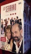 LOS SERRANO (7 Primeros Episodios) Vol.1,2,3 VHS(3)Precintados