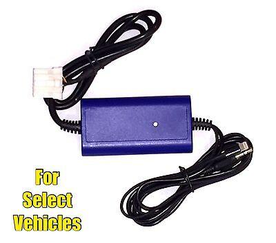 Stereo iPod iPhone Aux Adapter Interface Select Mazda 3 5 6 Miata RX8 OEM Radio