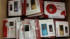 SANSUI Lettori MP3 – MP4 Lettore scheda sd lcd color LOTTO 5-PEZZI A 5 EURO