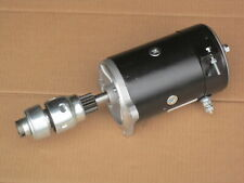 Starter With Bendix Drive For Ford 840 841 850 851 860 861 871 881 900 901 940