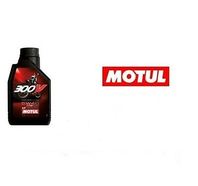 2 Litri Olio Motul 300v Factory Line 5w40 100% Sintetico 4t Per Produrre Un Effetto Verso Una Visione Chiara