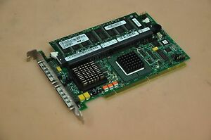 DELL-Poweredge-PERC-4-DC-U320-with-128MB-Cache-Array-RAID-Card-P-N-D9205