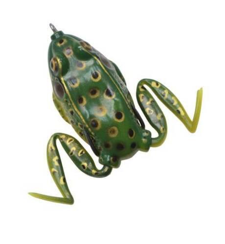 Zebco Top Frog 65mm 19g Oberflächen Wobbler Frosch verschiedene Farben