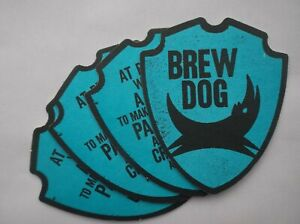 Coaster Brand New BrewDog Beer Mat