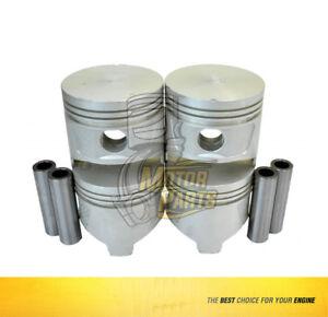 Diamond Power Intake /& Exhaust Valves works with Isuzu Impulse 1.9L OHC