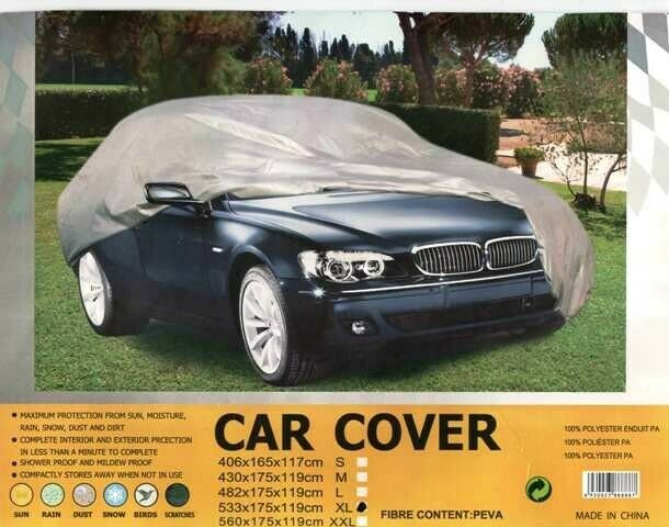 Car cover – water proof