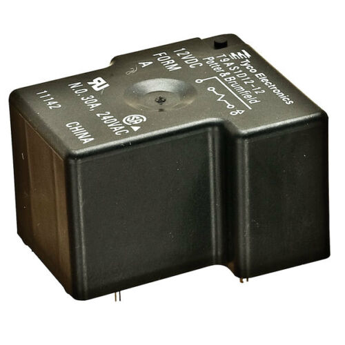 TE Connectivity T9AS1D12-12 12VDC 30A SPNO Relay 1000mW 144Ohm