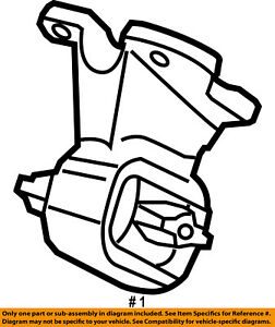 dodge chrysler oem 04 07 durango engine motor mount torque strut Dodge Durango 5.9 Engine image is loading dodge chrysler oem 04 07 durango engine motor