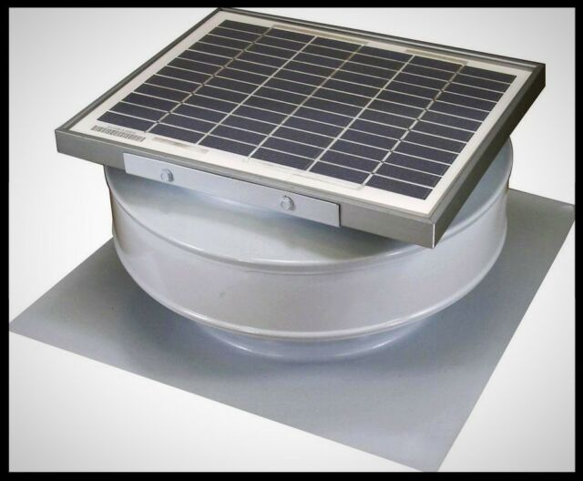 Solar Ed Roof Mounted Exhaust
