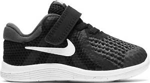 Boys-039-S-Nike-Revolution-4-zapatos-del-nino-TD