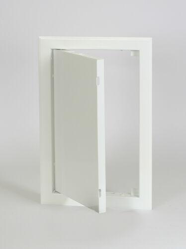 Panneau D/'accès 200x400 Métal Inspection Trappe Blanc Accès Porte