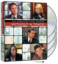 Brand New DVD Without a Trace: The Complete First Season (2004) Poppy Montgomery