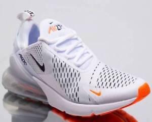 Shoes NIKE Air Max 270 AH8050 106 WhiteBlack Total Orange