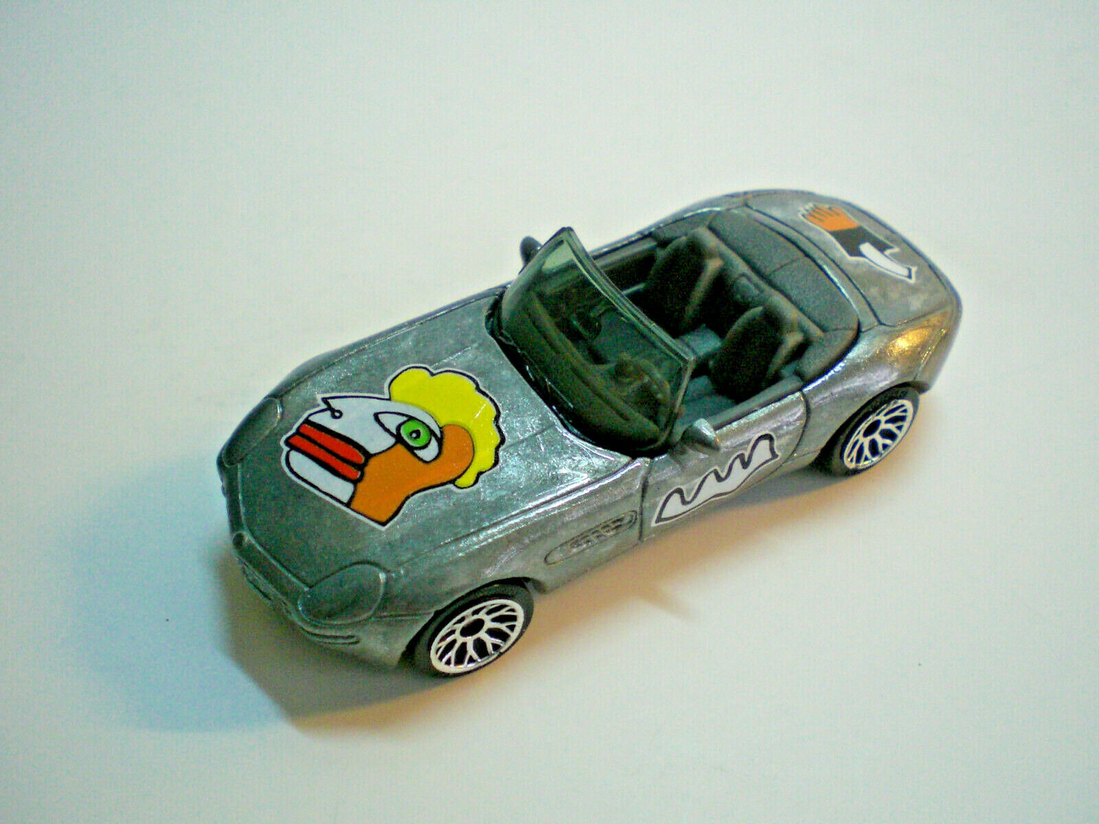 Matchbox  Limited  Fischer-Art Set   40  BMW Z8  Code 1  2002