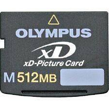 Original OLYMPUS 512MB XD Picture Card Type M