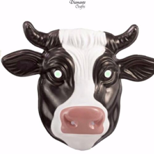 Animal Party Loot Bag Filler Kids Fancy Dress Huge Design Choice Plastic Mask