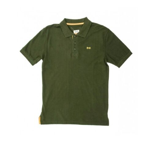 Navitas Fred Polo Shirt Top Green SALE *All Sizes*