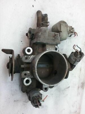 96-99 00 Honda Civic Throttle Body Automatic Transmission Base SOHC CX DX LX OEM