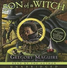 Son of a Witch No. 2 by Gregory Maguire (2005, CD, Unabridged)