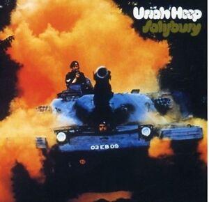 URIAH-HEEP-2-CD-SALIBURY-Deluxe-Edition-CD-NEW