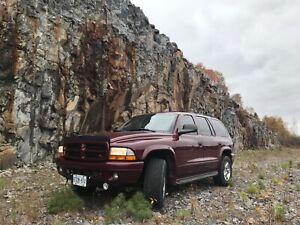 2003 Dodge Durango RT
