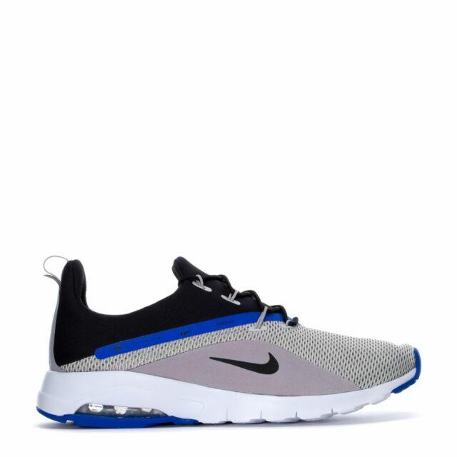 buy popular 665a3 5669e MEN'S Nike Air Max Motion RAcer 2 Shoe AA2178-006 Gray/Black Sz 9.5 -12 NIB