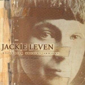 Jackie-Leven-Defending-Ancient-Springs-CD-CD-New