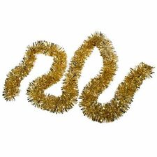 Dollhouse Miniature Gold Tinsel Garland